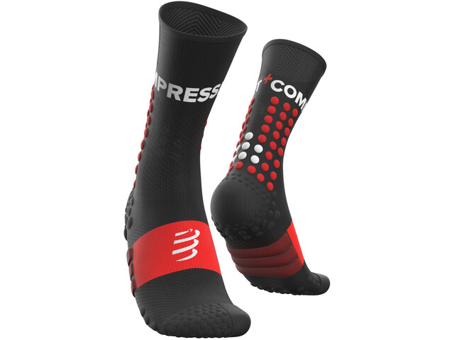 Compressport Ultra Trail Chaussettes, black